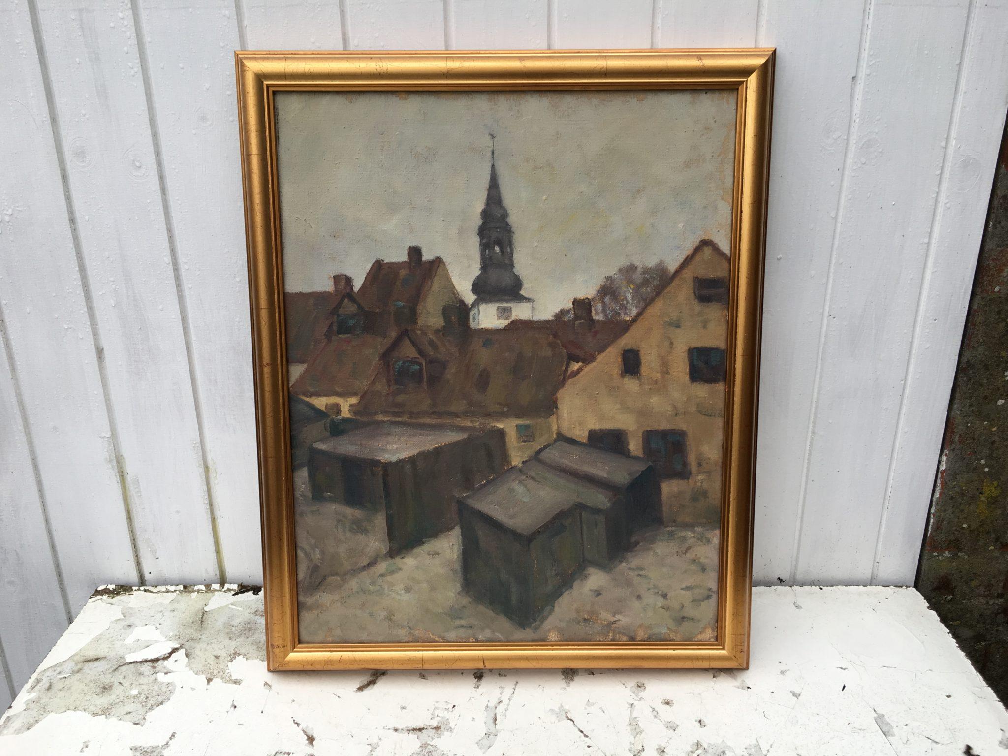 Aalborg, pris 600 kr (Mourotz Nørgård)
