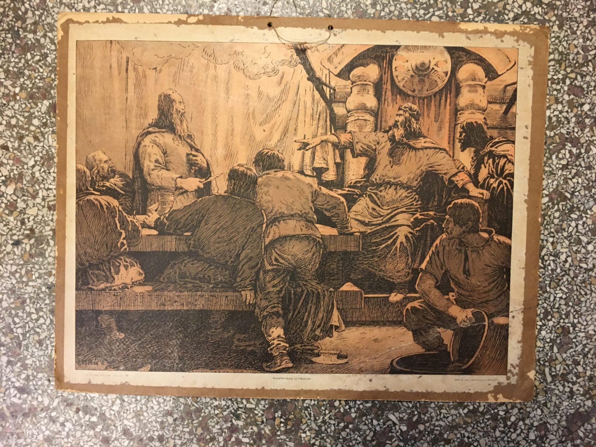Louis Moe 1891,