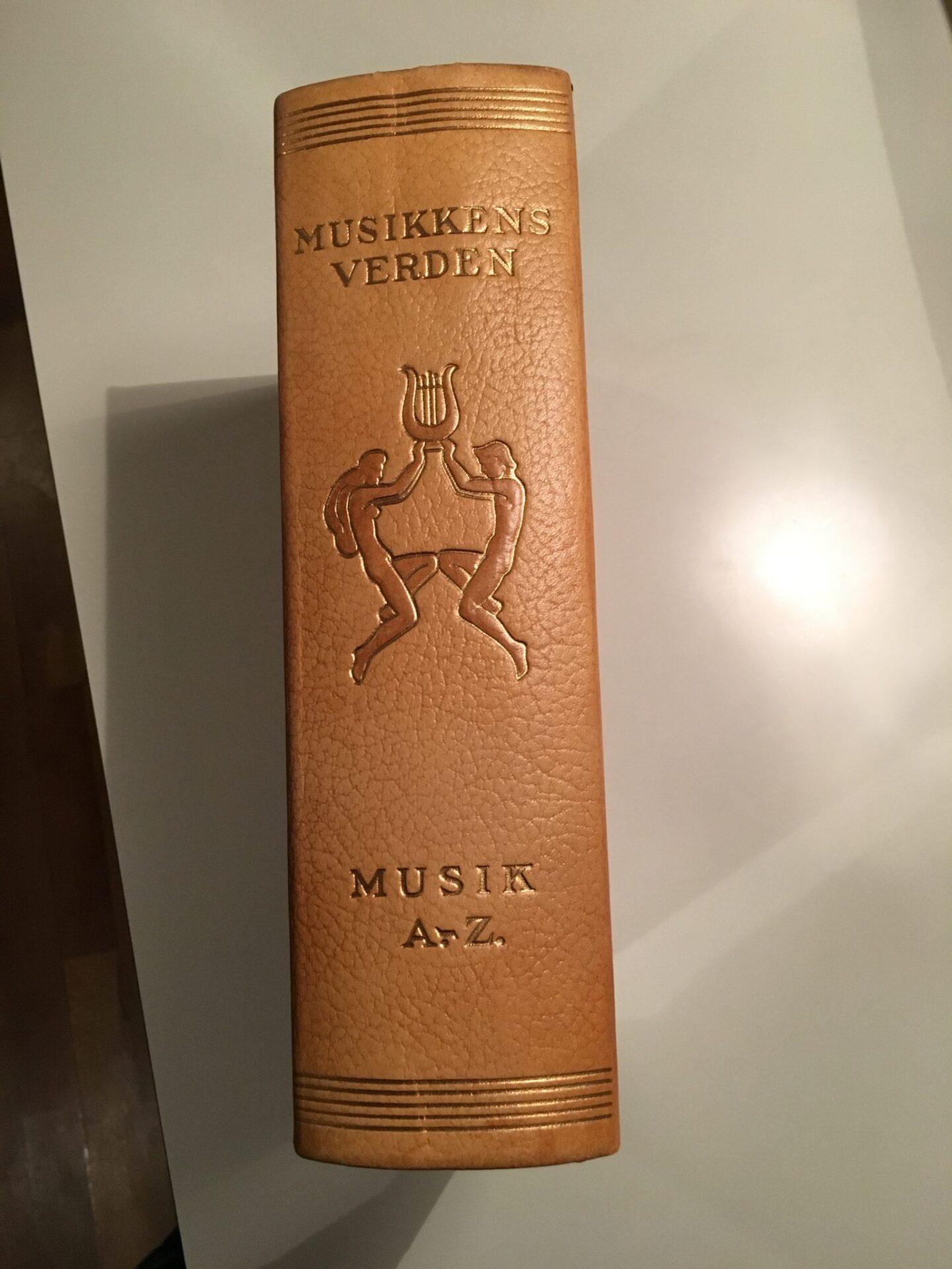 Musikkens Verden 250 kr