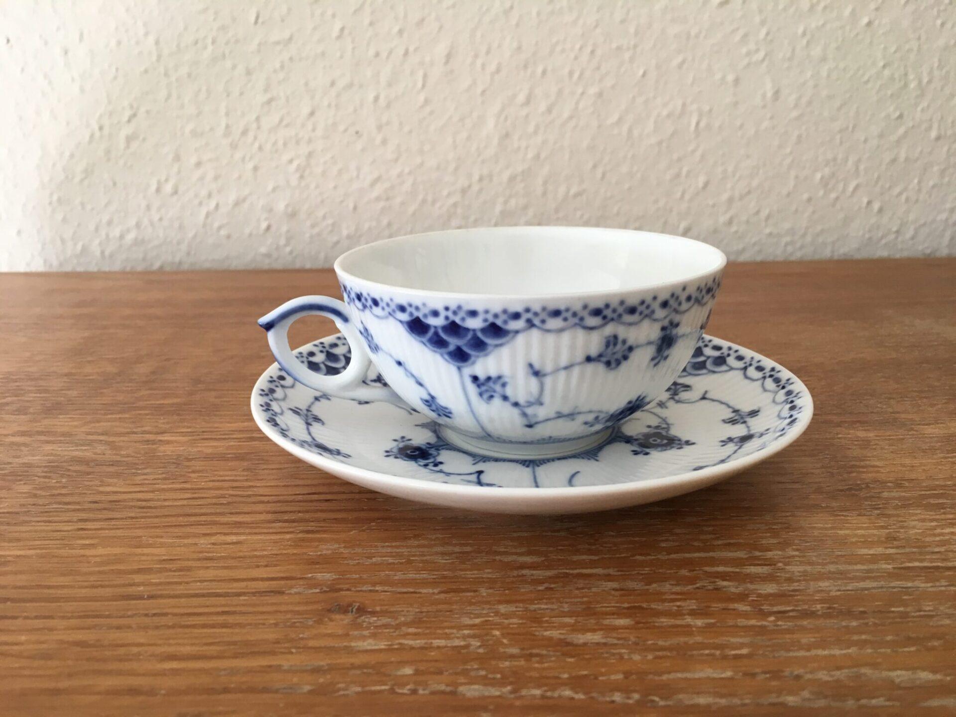 Tekop, Royal Copenhagen, nr. 525, pris 300 kr