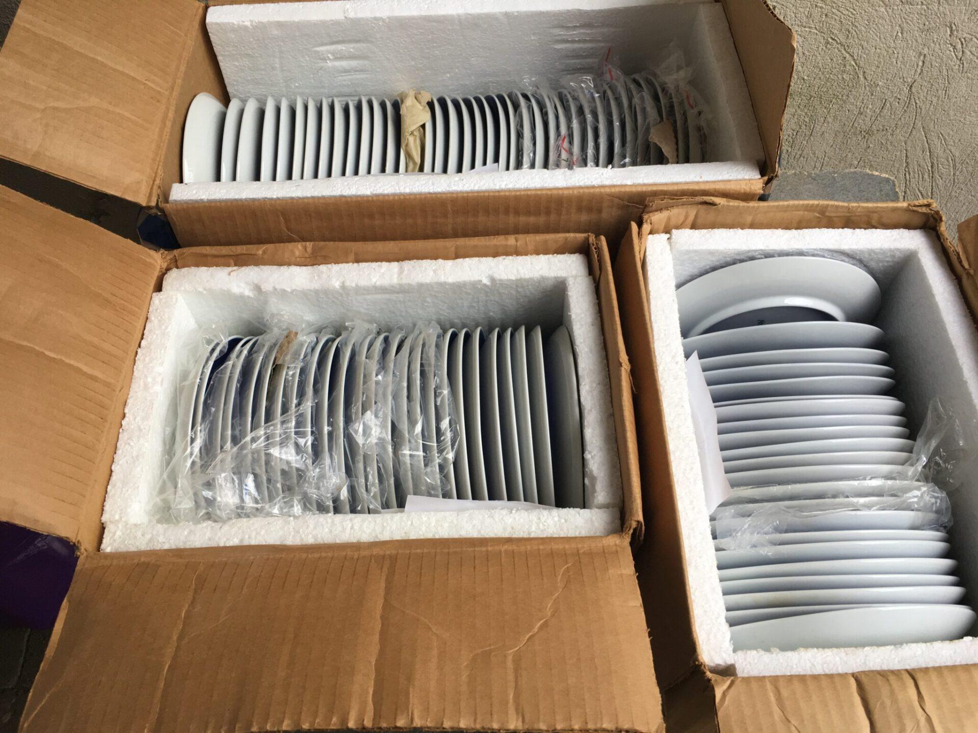B&G juleplatter, 80 stk i alt 800 kr