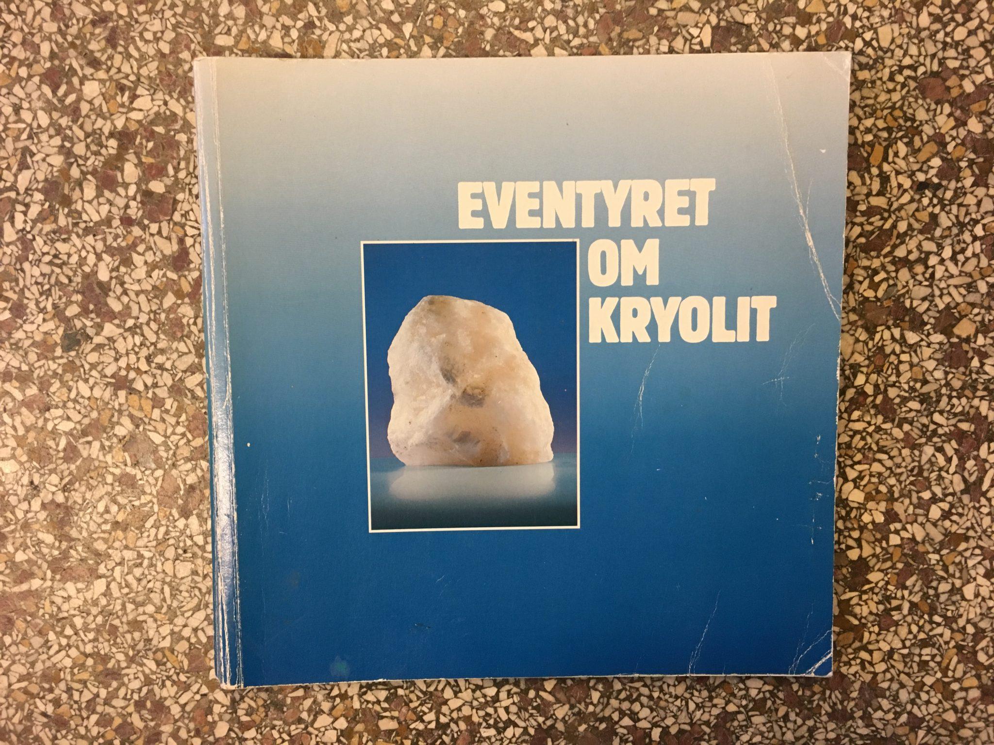 Eventyret om Kryolit, pris 75 kr.