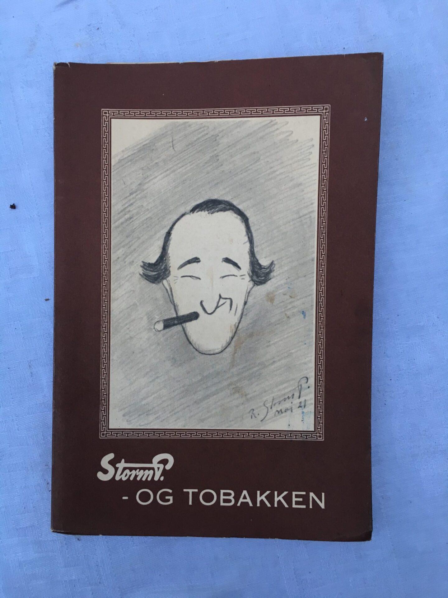 Storm P og Tobakken, pris 50 kr