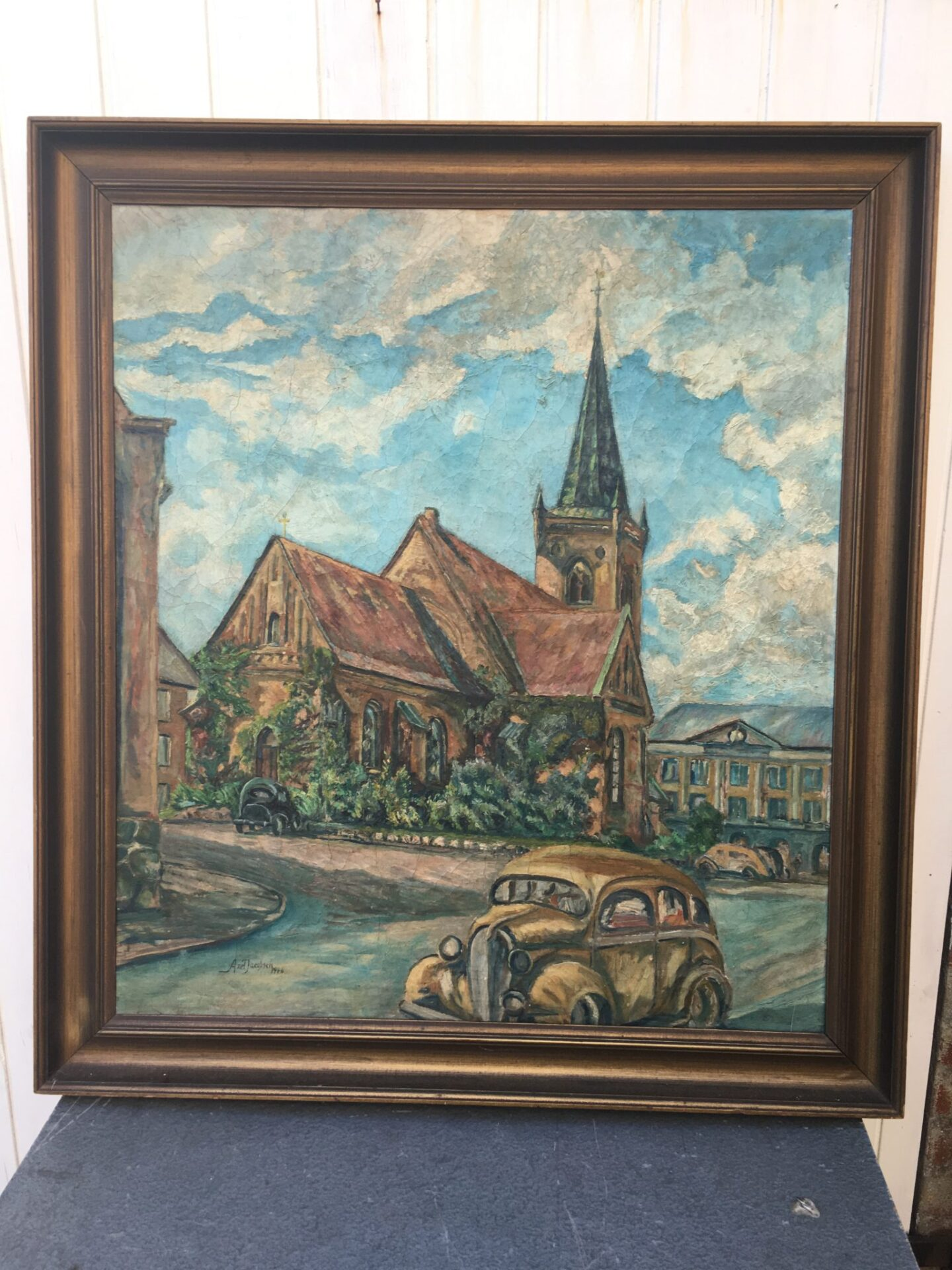 Sct. Nicolai Kirke, Kirkegade Vejle, pris 200 kr