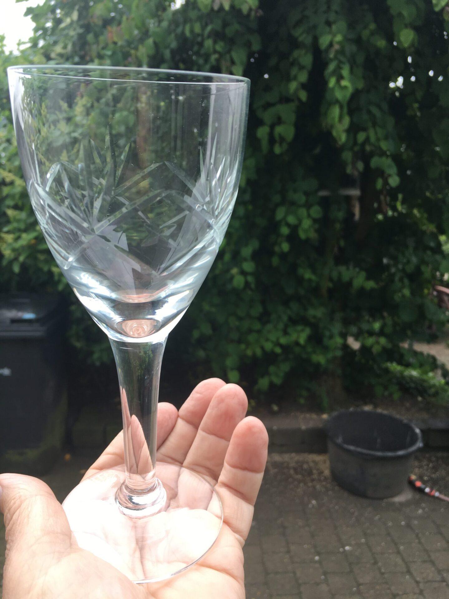 Store Ulla rødvinsglas, h=18,3 cm, pr. stk 125kr