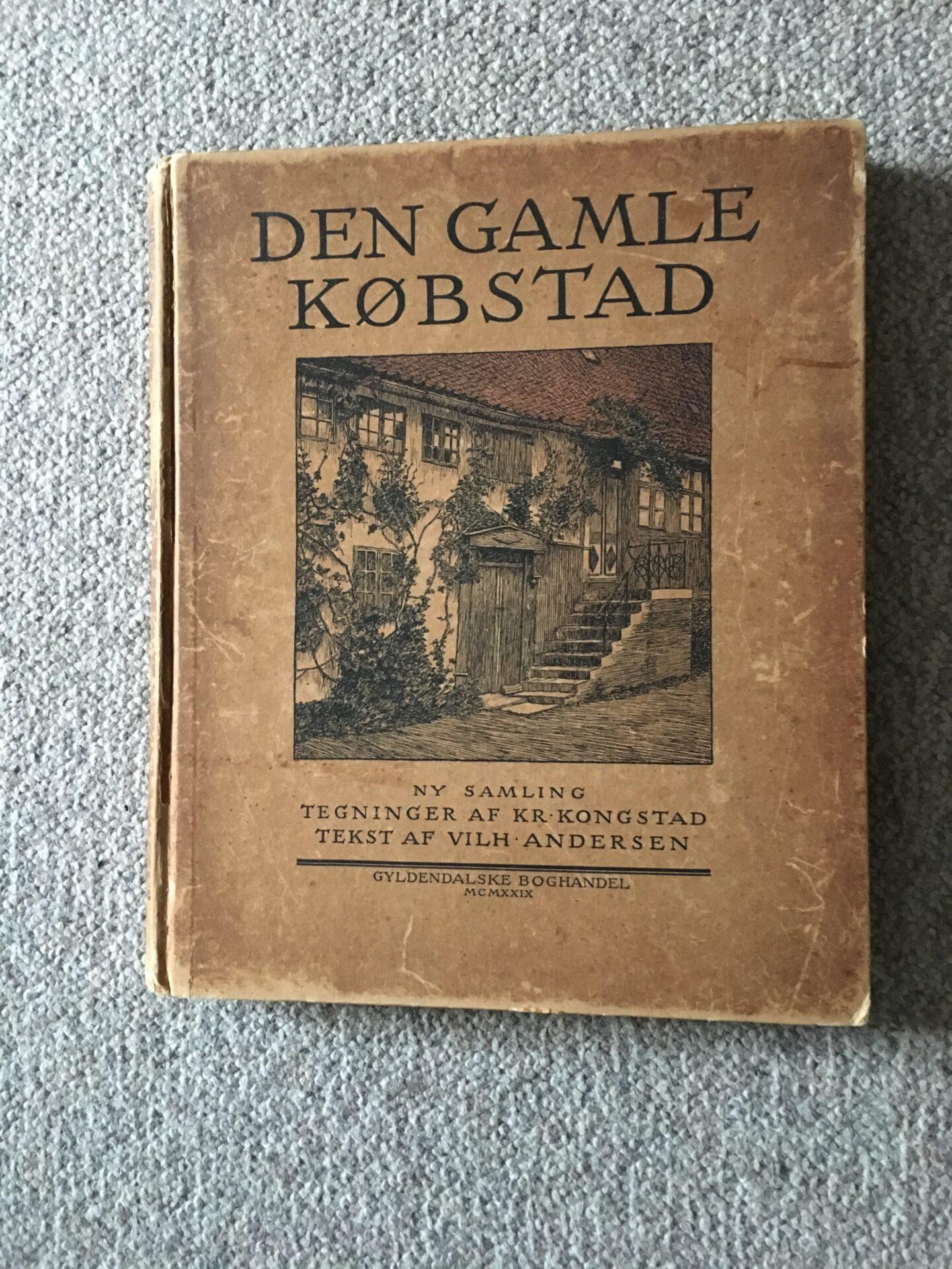 Den Gamle Købstad,tykt i 2000 eksm. pris 100kr