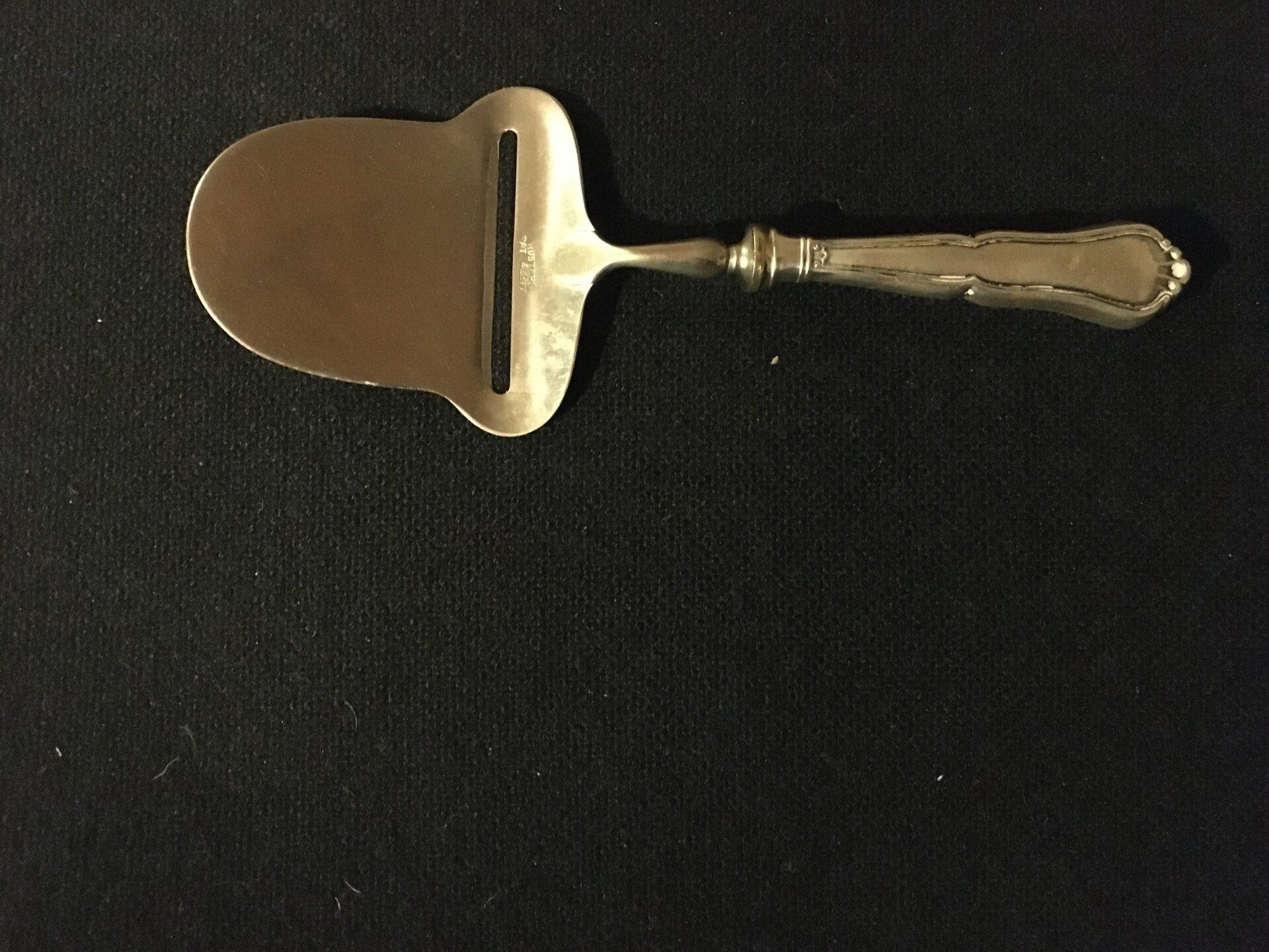 Rita, ostehøvl, 3-tårnet sølv, pris 250 kr